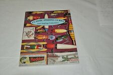 Classic Fishing Lures : And Angling Collectibles by D. B. Homel