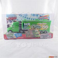 Disney Pixar Cars Chick Hicks Hauler semi truck #2 Race-O-Rama RoR series
