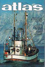 Atlas   N°132   Juin 1977: Lofoten Manaus Birmanie