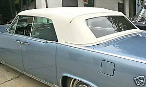 1961-1967 LINCOLN CONVERTIBLE TOP SETS