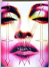 MADONNA * MDNA 2012 TOUR PROGRAMME w/ VIP WATCH * BN&M!