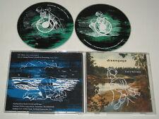 JIM O'ROURKE/DISENGAGE(S.T.CD 048/KP 4292) 2XCD ALBUM