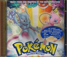 OST Music from and Inspired by pokemon the First Movie