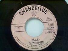 """FRANKIE AVALON """"VENUS / I'M BROKE"""" 45"""