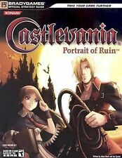 Castlevania: Portrait of Ruin Official Strategy Guide (