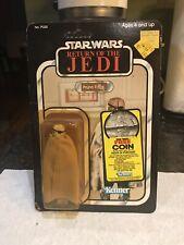 Vintage 1983 Star Wars Return Of The Jedi Prune Face ROTJ Figure Kenner 77 Back
