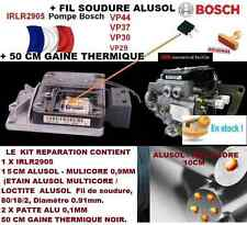 Transistor IRLR2905 Réparation pompe injection Bosch VP29  VP30 VP37 VP44