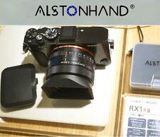 ALSTONHAND Metal Lens Hood + Cap for Sony RX1 RX1R II RX1RII A7 FE 28mm/f2 35mm