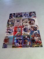 *****Drew Bledsoe*****  Lot of 50 cards.....44 DIFFERENT / Football