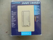 ~ NEW ~ Lutron Maestro Smart Dimmer MA-600H-IV ~ Ivory