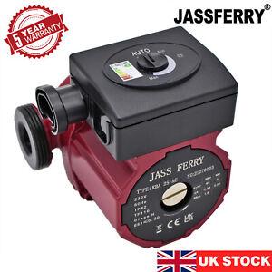 JASSFERRY Heating Circulating Pump A-Rated Energy-saving Water Circulating