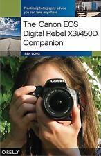 The Canon EOS Digital Rebel XSi/450D Companion, Long, Ben, Good Book