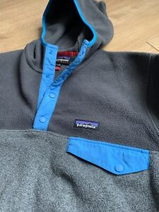 Patagonia Synchilla mens fleece jacket - size - M