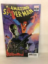 Marvel Amazing Spider-Man #45 by Nick Spencer & Mark Bagley (1st Print)