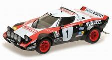 Lancia Stratos Pirelli Winner Dynavit Saarland Rally 1 1:18 MINICHAMPS 155781701