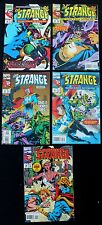 Doctor Strange 54 56 57 58 & 59 lot of 5 vfn+ 1993 Marvels Midnight Sons preview