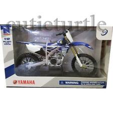 New Ray 2015 Yamaha YZ-450F Motorcycle Dirt Bike 1:12 57983 Blue