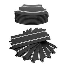 SCALEXTRIC Sport Track 8x C8205 8x C8206 Straights and Curves Pack