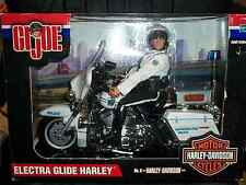 GI JOE ELECTRA GLIDE HARLEY POLICE