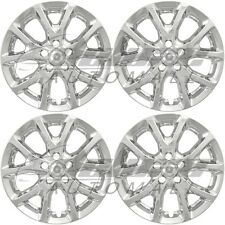 "17"" Chrome Wheel Skins / Hubcaps FOR 2014 2015 2016 2017 2018 Jeep Cherokee (x4)"