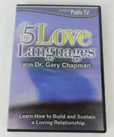 The 5 Love Languages With Dr Gary Chapman Build & Sustain A Loving Relationship