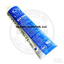 Automotive RTV BLACK Silicone Intake Manifold Gasket Maker Oil Pan Hi Temp 3oz