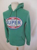 sweat à capuche Superdry Vert Taille XS à - 48%