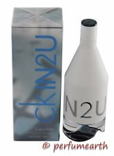 CK IN2U BY CALVIN KLEIN 3.4 OZ EDT SPRAY FOR MEN NEW IN BOX