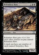 RELENTLESS RATS Tenth Edition MTG Black Creature — Rat Unc