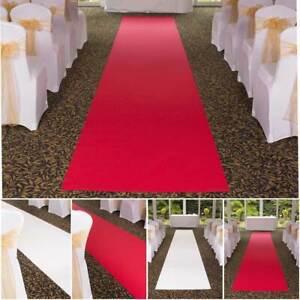 runrug Extra Long Wedding Aisle Runner Church VIP Event Reuseable Eliza