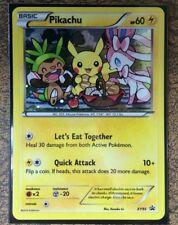Pokemon Card  PIKACHU   Ultra Rare  XY95  PROMO ***MINT***