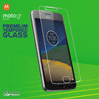 Tempered Glass Screen Protector Guard For Motorola Moto G5s G5
