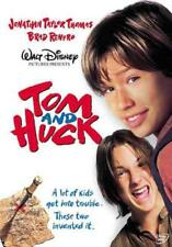 TOM AND HUCK USED - VERY GOOD DVD