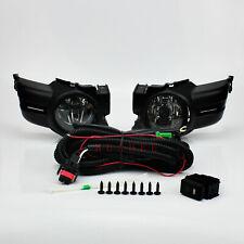 Bumper Fog Lights Kit For Nissan NV350 / Urvan  2011 ~ 2017 w/ Bulb Wiring Bezel