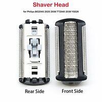 Original Trimmer Shaver Head Foil for Philips BG2040 2025 2038 TT2040 2039 YS526