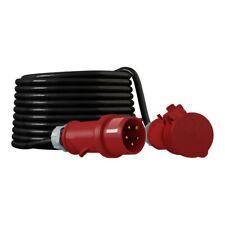 CEE Verlängerungskabel 40m 32A/5P IP44 5x4mm2 Starkstromkabel Doktorvolt® 2612