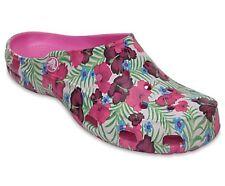 Sandalias y chanclas de mujer rosa Crocs