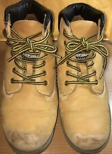 Deer Stags Boys Work Boots Pre-Owned