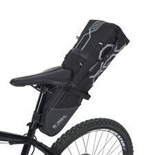 B-SOUL Waterproof Bicycle Saddle Bag Bike Storage Bag Rear Seat Tail Pack SD