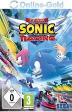 Team Sonic Racing - PC Juego Código - Steam edición estándar juego en linea - ES