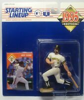 1995  JEFF KING - Starting Lineup - SLU - Sports Figurine - Pittsburgh Pirates