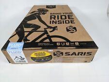 Saris CycleOps Fluid2 Indoor Trainer w/ Speed Cadence Sensor and Wheel Holder