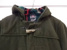 VINTAGE GLOVERALL DUFFEL COAT MADE IN ENGLAND GOOD COND NOT MUCH USED MEN 42