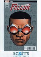 FALCON   #1  NEW  (1:10 MCKONE VARIANT)