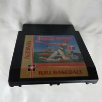 R.B.I. Baseball: Tengen Nintendo Entertainment System NES GAME CART GOOD LABEL