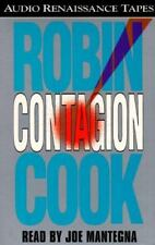 Contagion by Robin Cook (1996, 4 Cassette Tapes, Revised/Abridged)