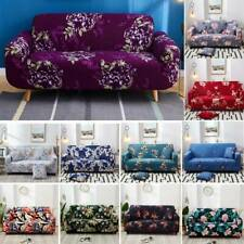 Sofa Cover I Shape 2 3 4 Seater Stretch Slipcovers Chair Couch Cover Protector