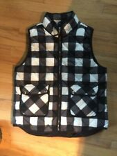Ladies Lovely Woolrich  DOWN Puffer Vest  XL NWOT*