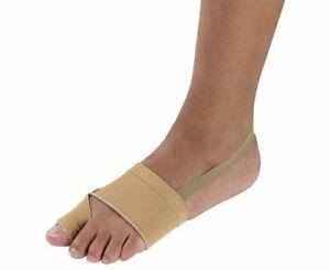 2 Big Toe Straighteners with Heel Strap Hammertoe Hallux Valgus Bunion Protector