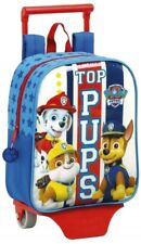 Paw Patrol sac à dos Top Pups cartable à roulettes trolley S 28 cm crèche 270866